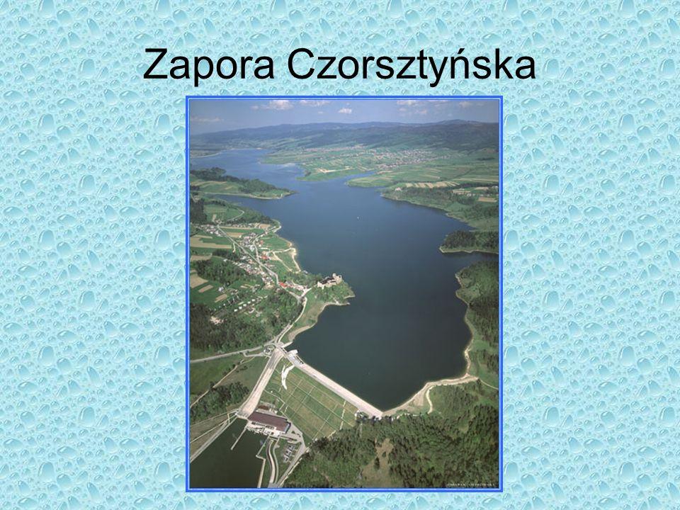 Zapora Czorsztyńska
