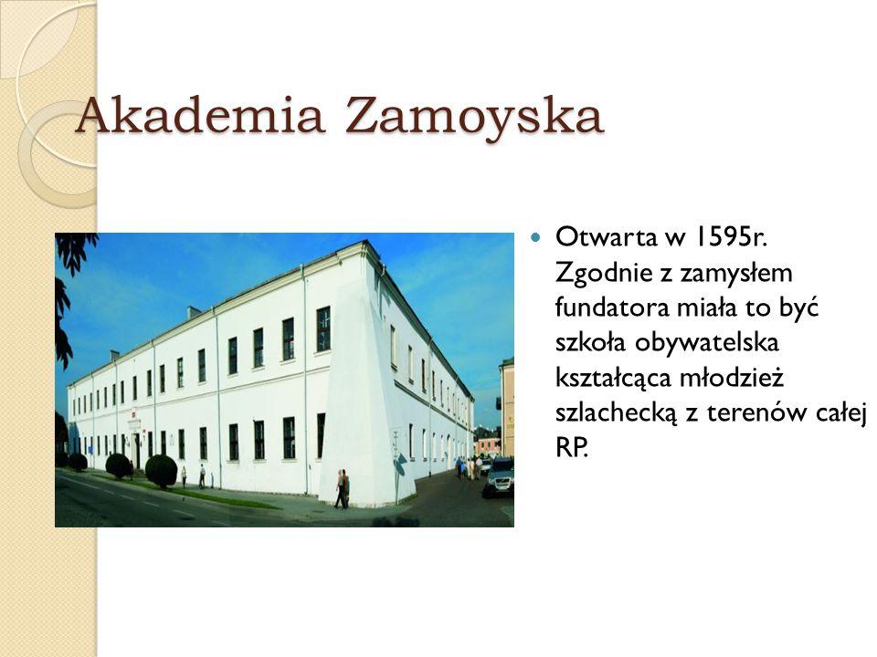 Akademia Zamoyska