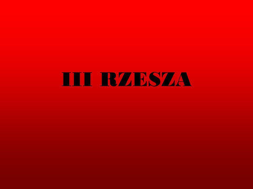 III RZESZA