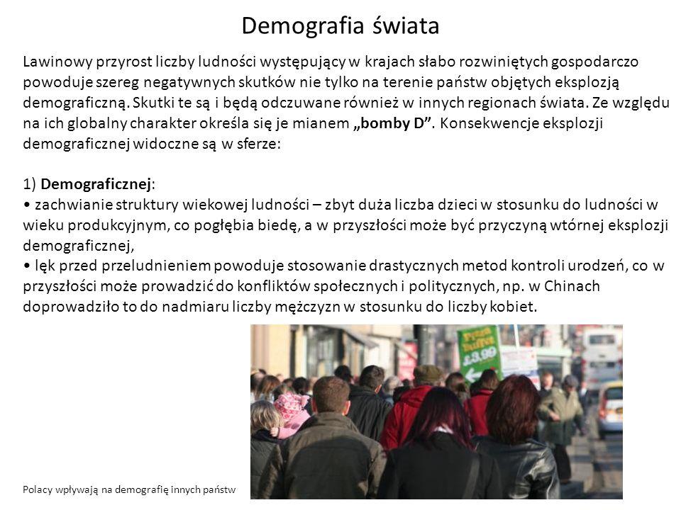 Demografia świata