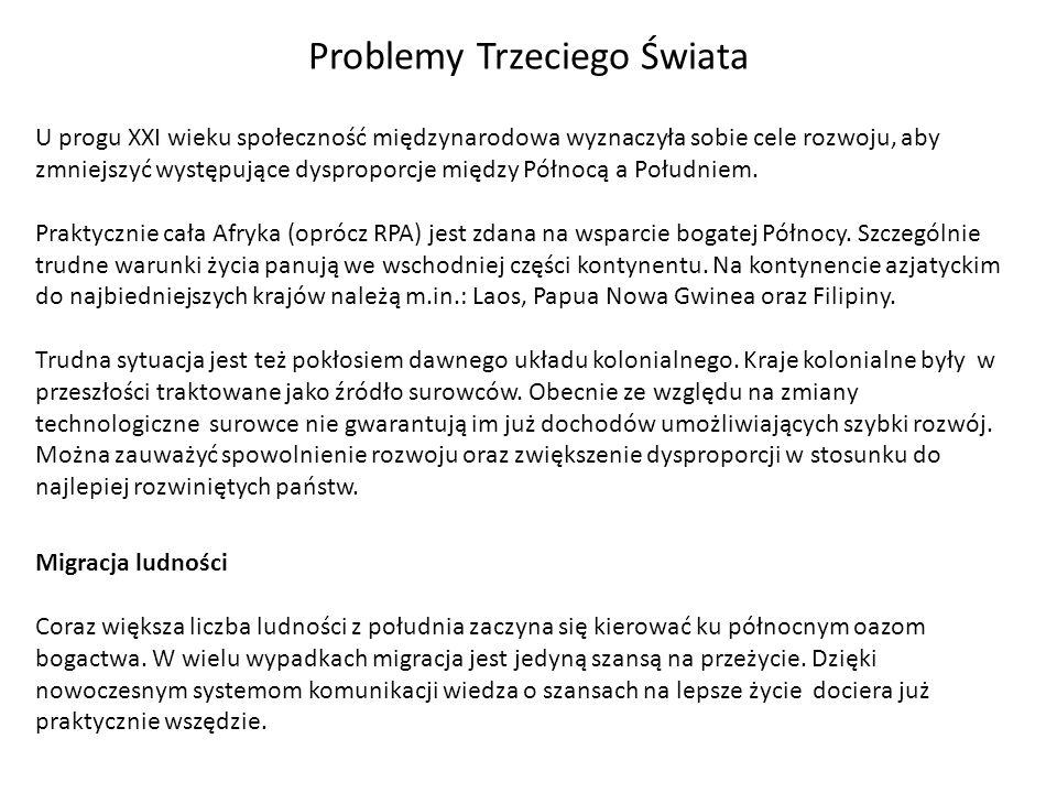 Problemy Trzeciego Świata