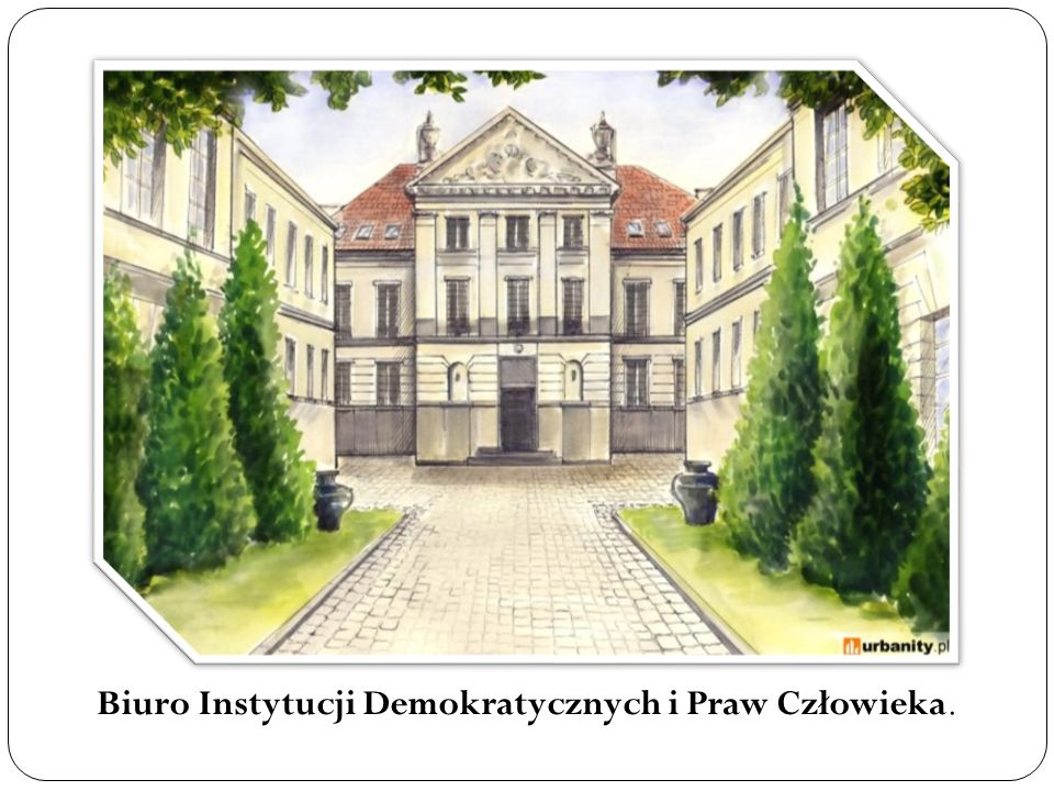 Biuro Instytucji Demokratycznych i Praw Człowieka.