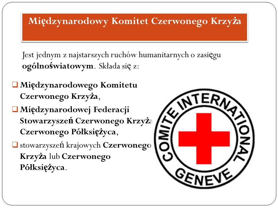 Międzynarodowy Komitet Czerwonego Krzyża