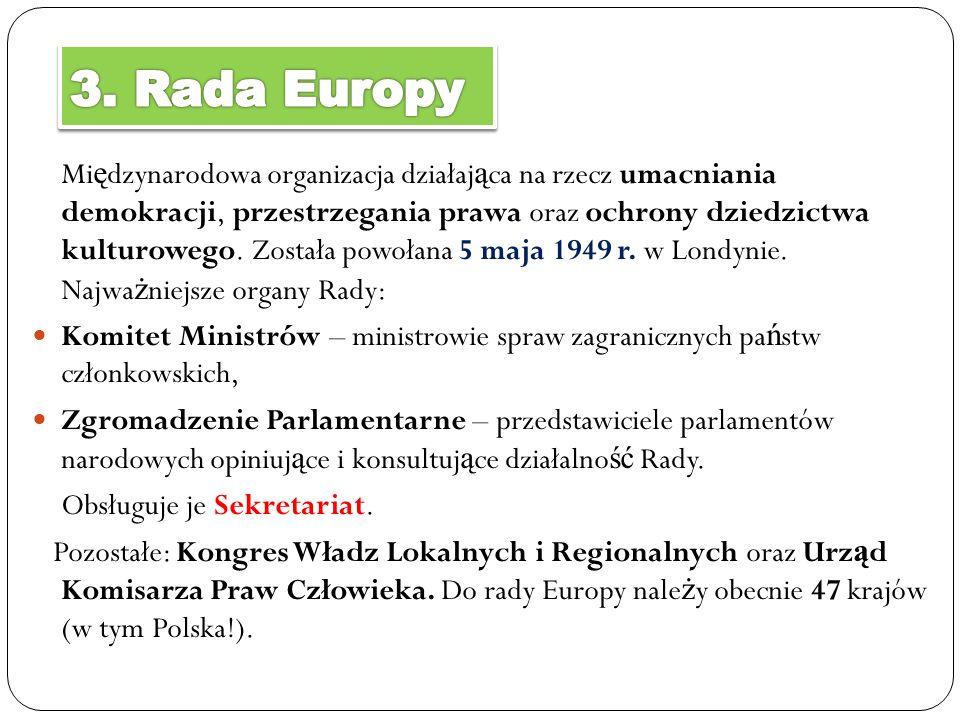 3. Rada Europy