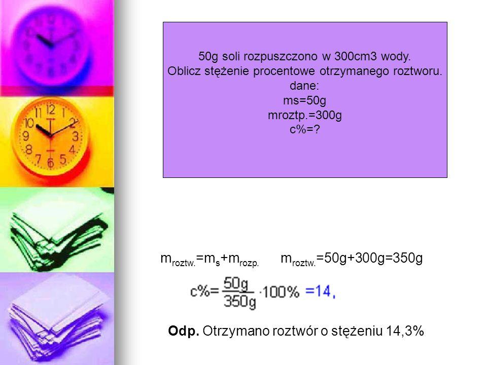 mroztw.=ms+mrozp. mroztw.=50g+300g=350g