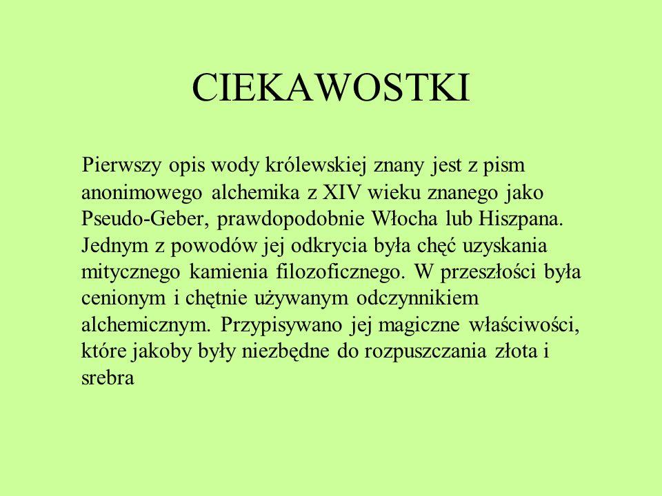 CIEKAWOSTKI
