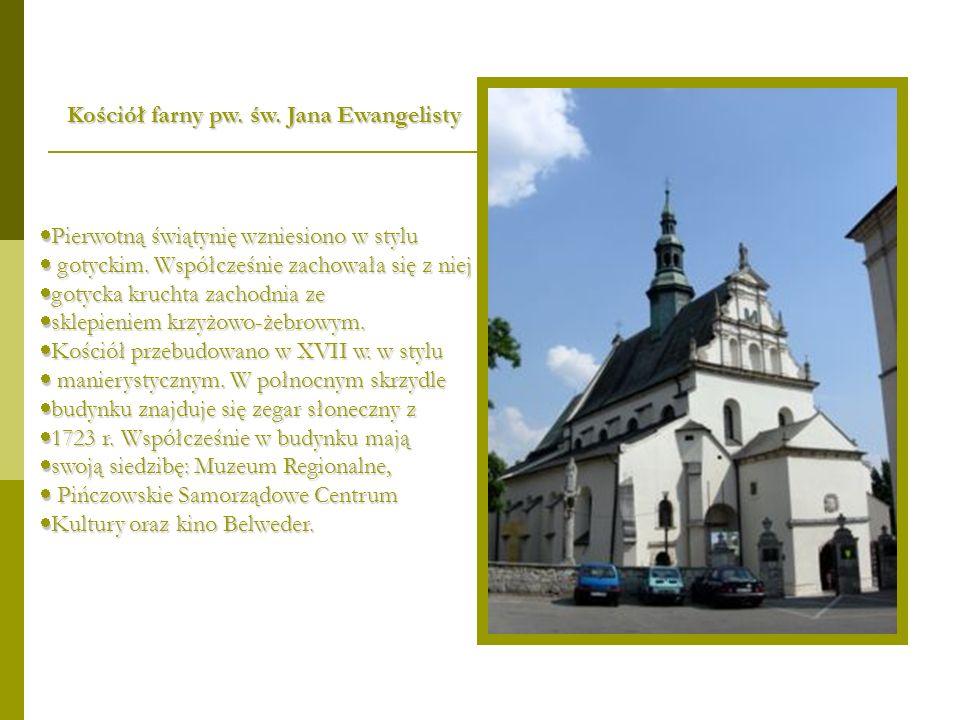 Kościół farny pw. św. Jana Ewangelisty