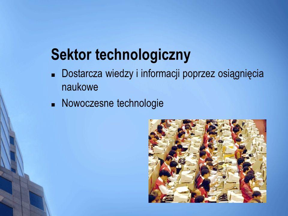 Sektor technologiczny