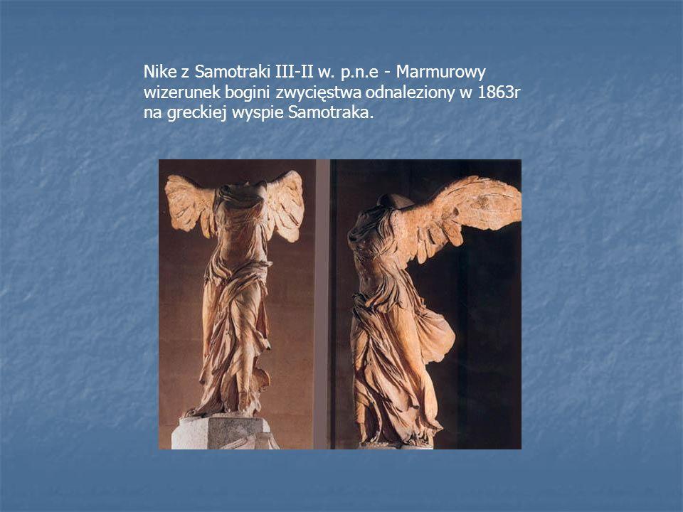 Nike z Samotraki III-II w. p. n