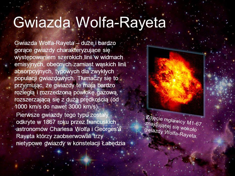 Gwiazda Wolfa-Rayeta
