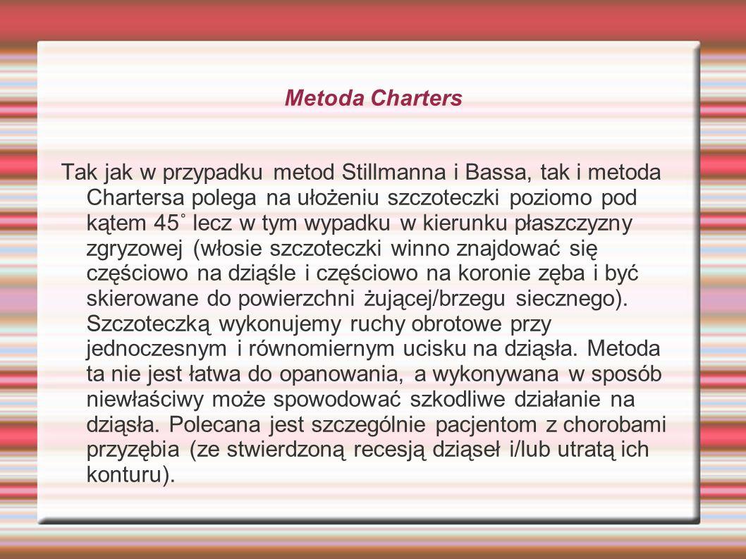 Metoda Charters