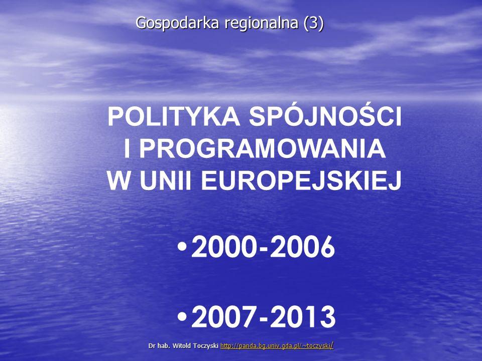 Gospodarka regionalna (3)