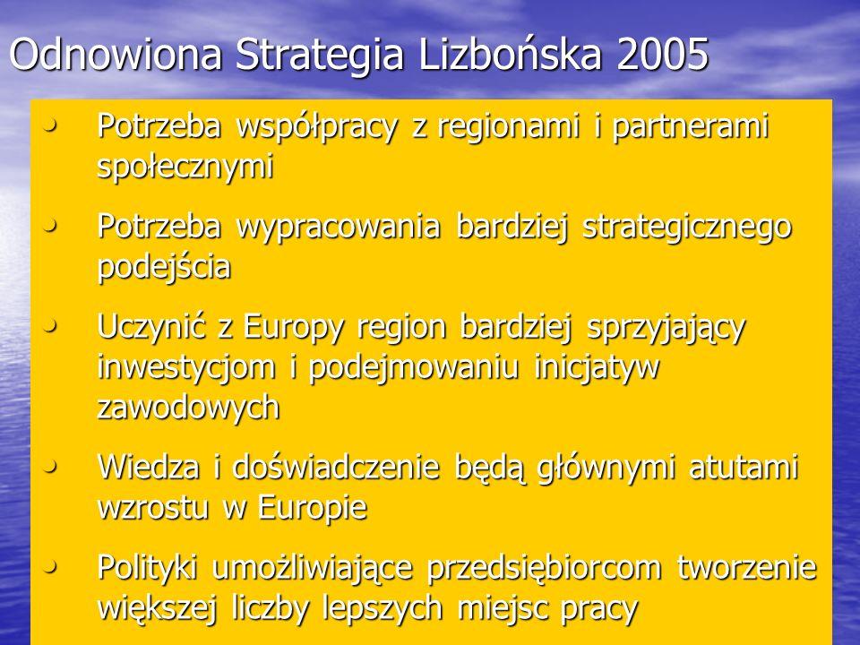 Odnowiona Strategia Lizbońska 2005
