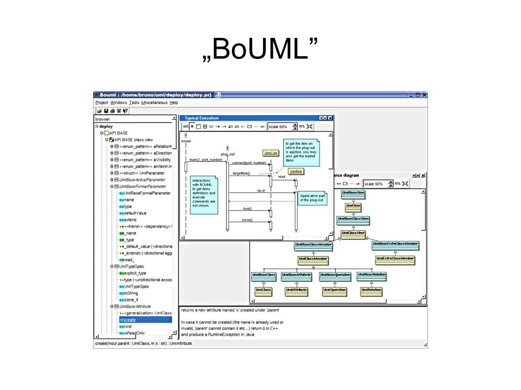 """""""BoUML"""