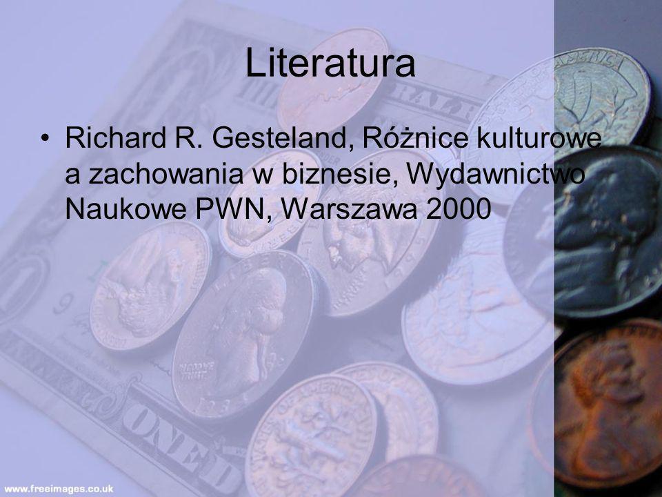 Literatura Richard R.