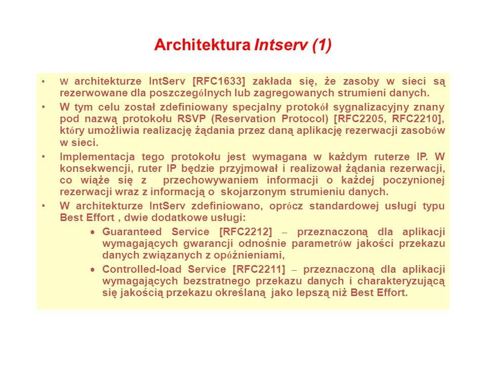 Architektura Intserv (1)