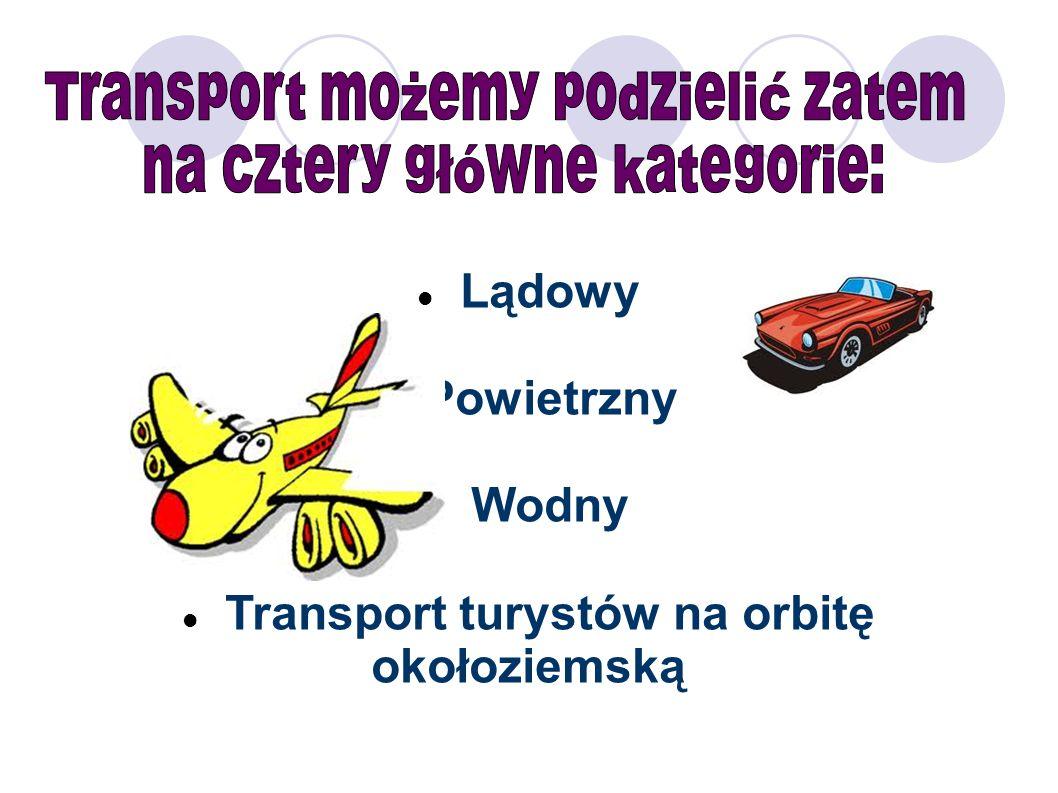Transport turystów na orbitę okołoziemską