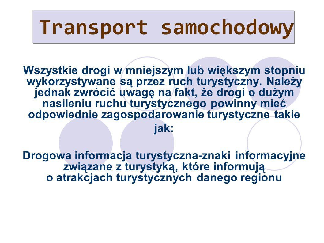 Transport samochodowy