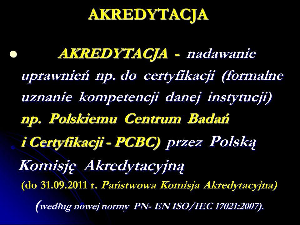 Komisję Akredytacyjną