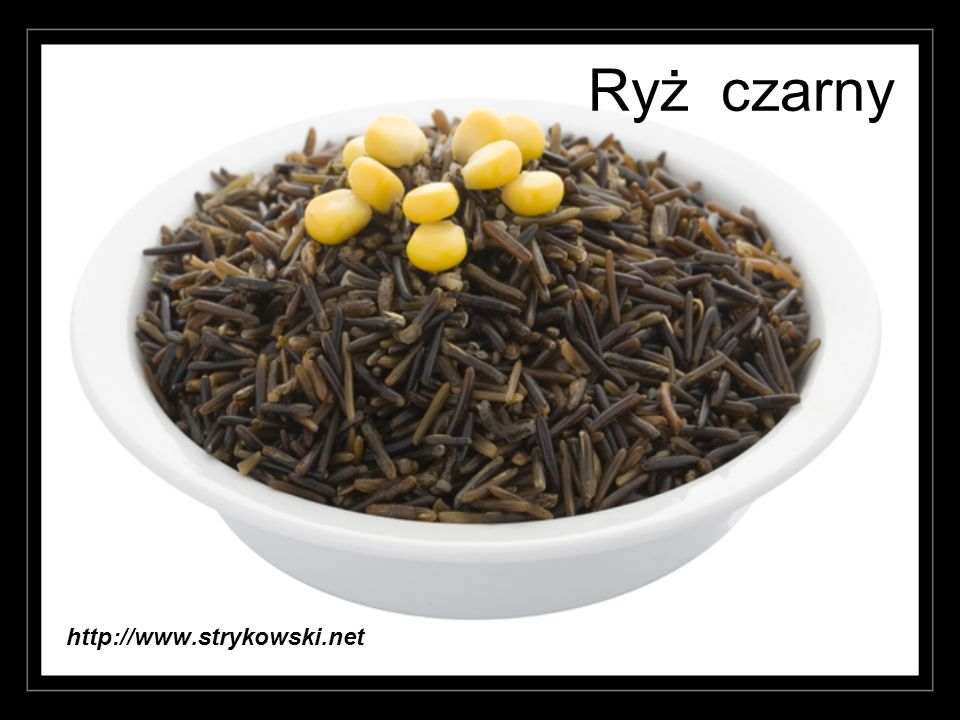 Ryż czarny http://www.strykowski.net