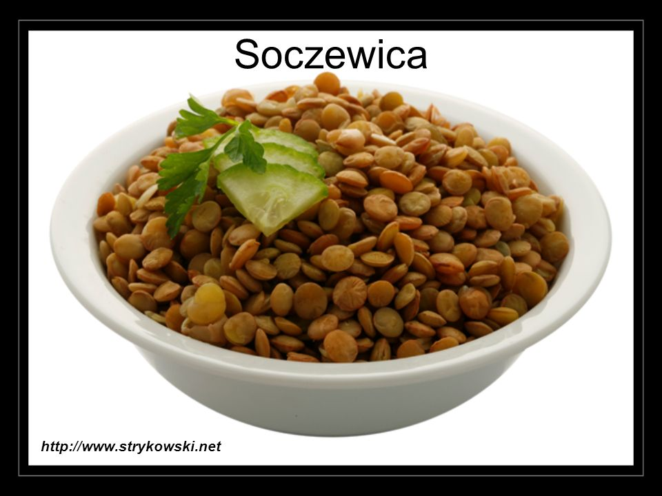 Soczewica http://www.strykowski.net