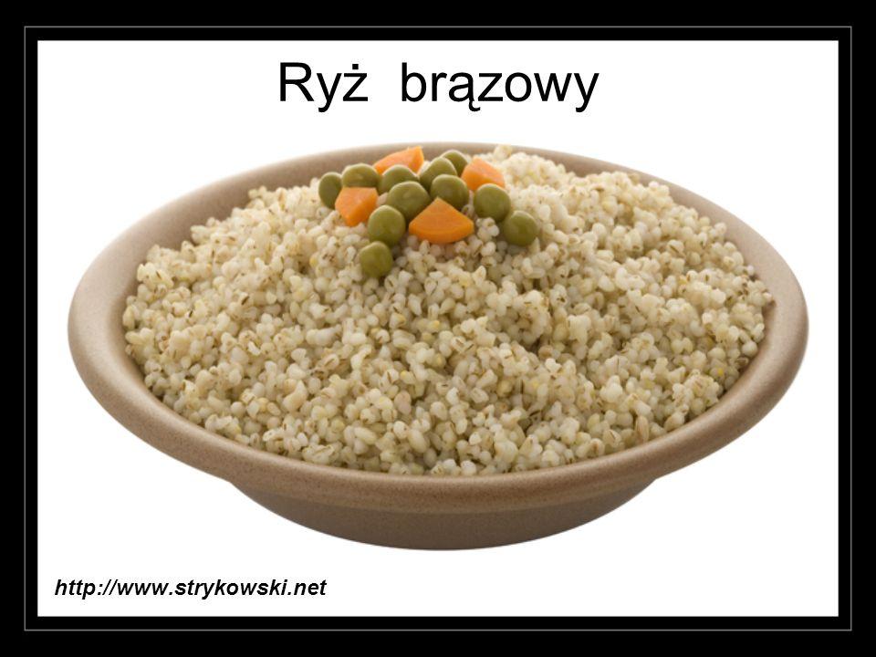 Ryż brązowy http://www.strykowski.net
