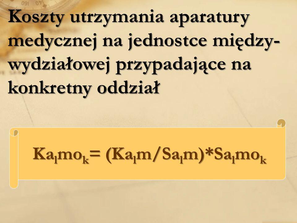 Kalmok= (Kalm/Salm)*Salmok