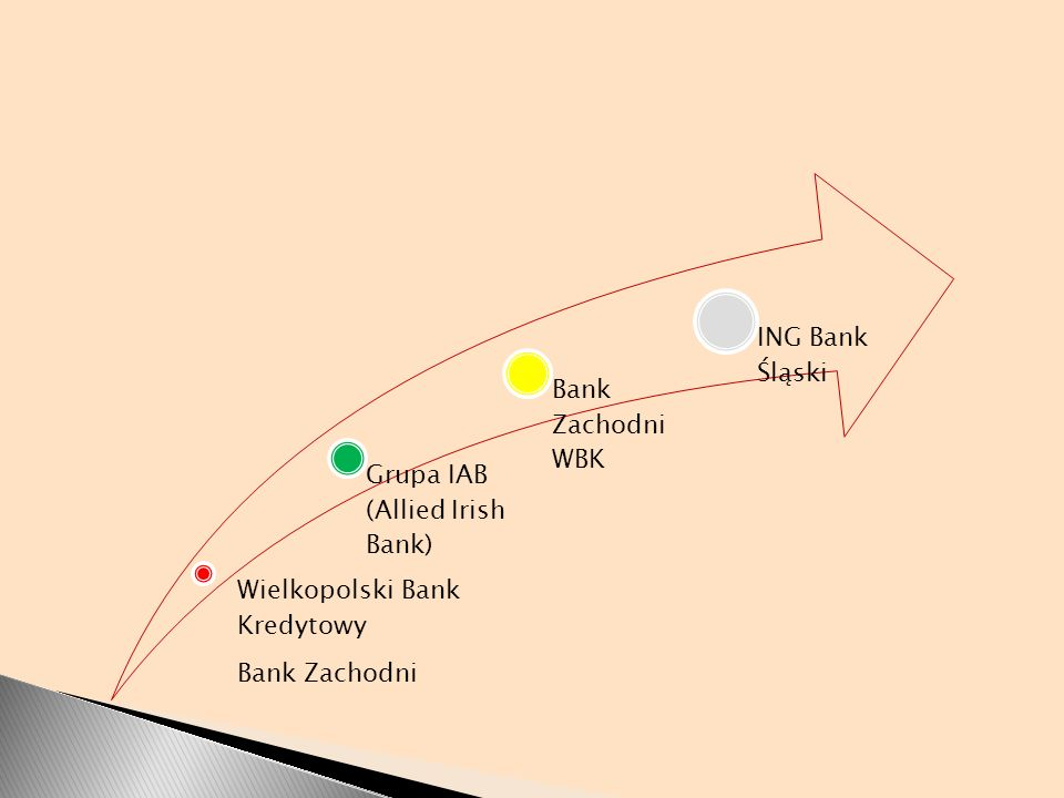 Bank Zachodni Wielkopolski Bank Kredytowy. Grupa IAB (Allied Irish Bank) Bank Zachodni WBK.