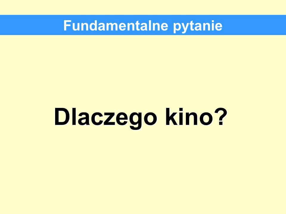 Fundamentalne pytanie