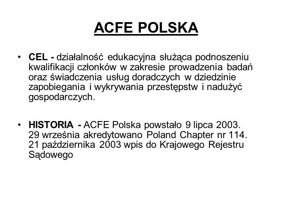ACFE POLSKA