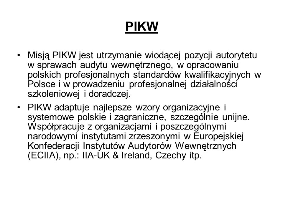 PIKW