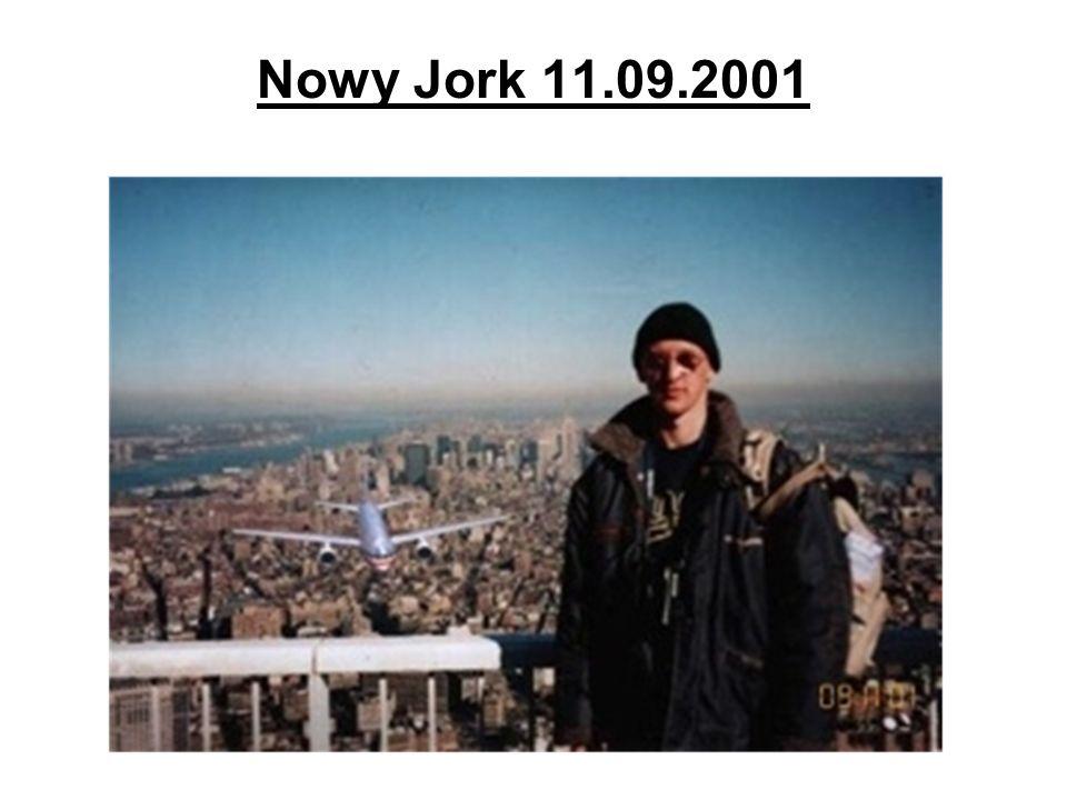Nowy Jork 11.09.2001
