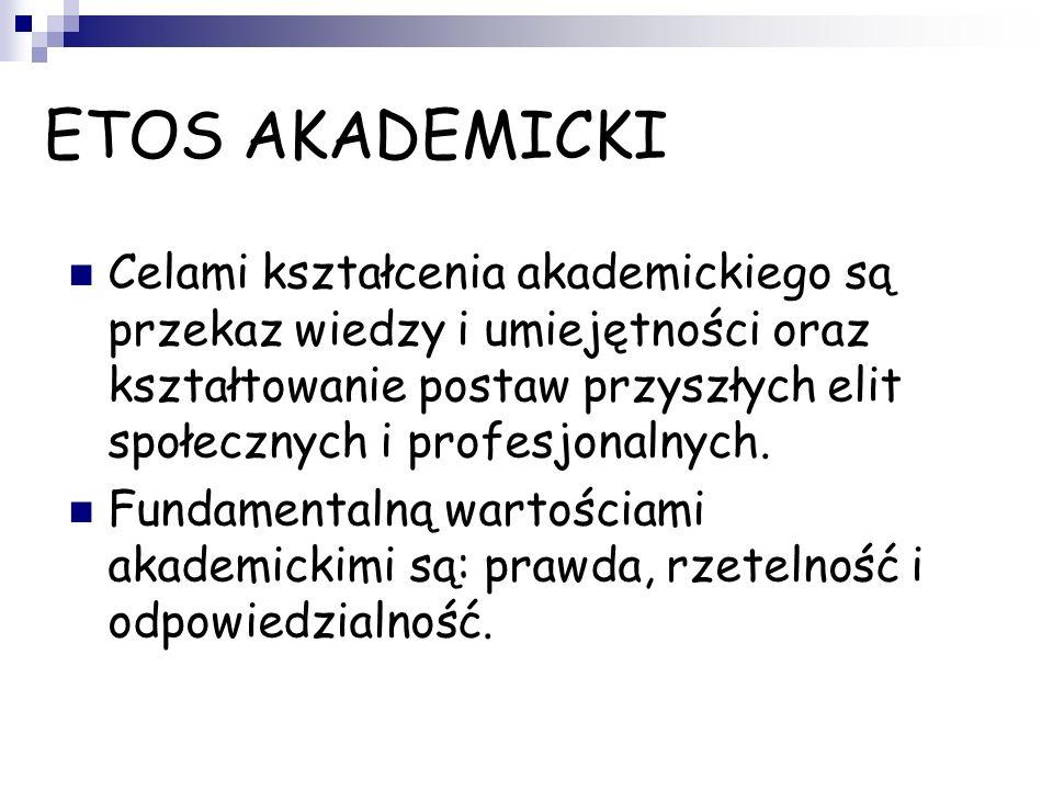 ETOS AKADEMICKI