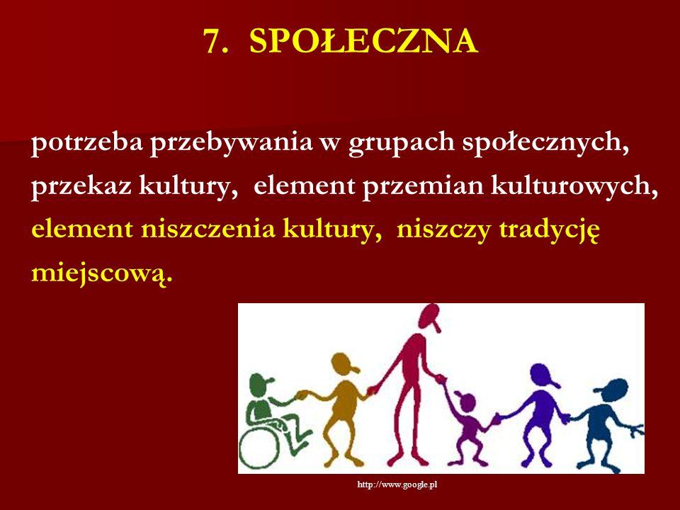 7. SPOŁECZNA