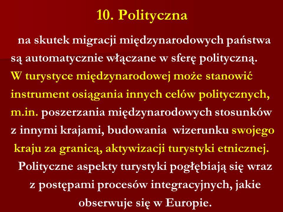 10. Polityczna