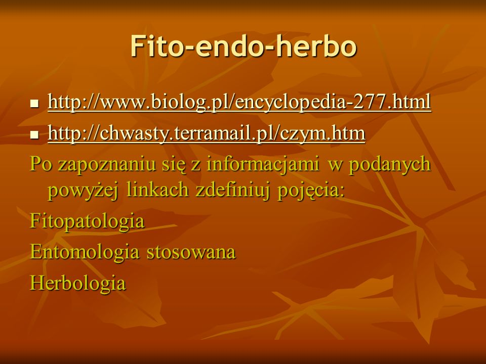 Fito-endo-herbo http://www.biolog.pl/encyclopedia-277.html