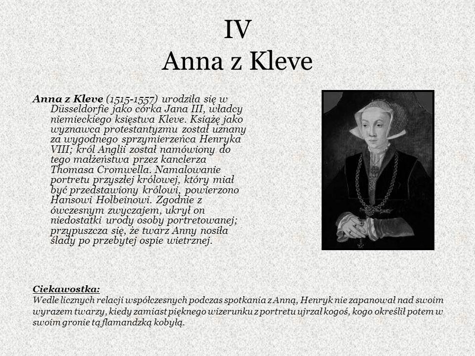 IV Anna z Kleve