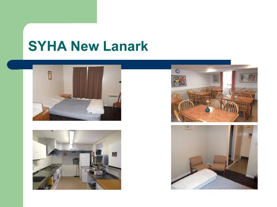 SYHA New Lanark