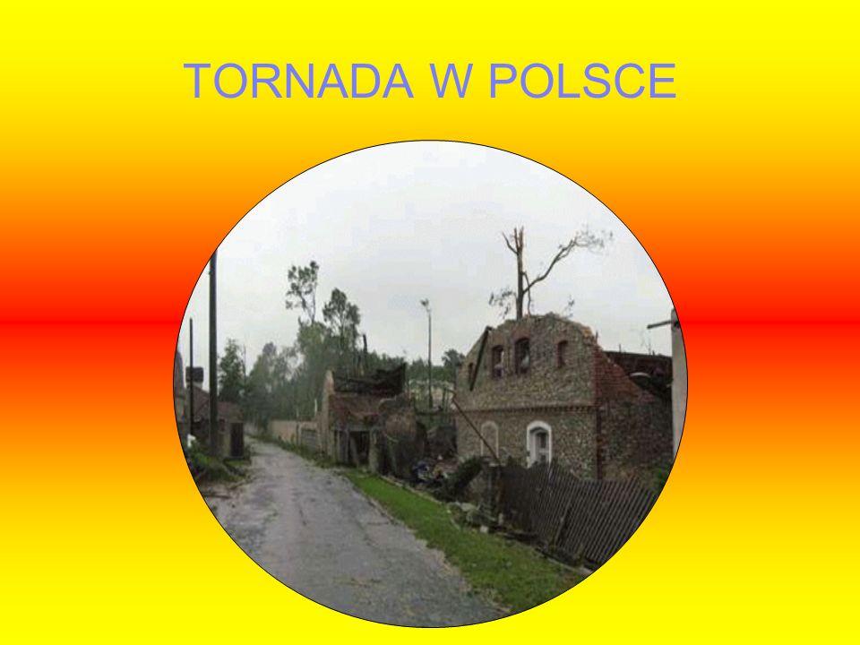TORNADA W POLSCE