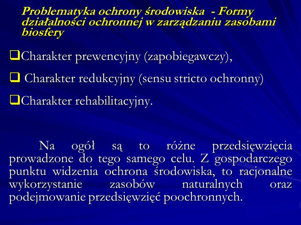 Charakter prewencyjny (zapobiegawczy),
