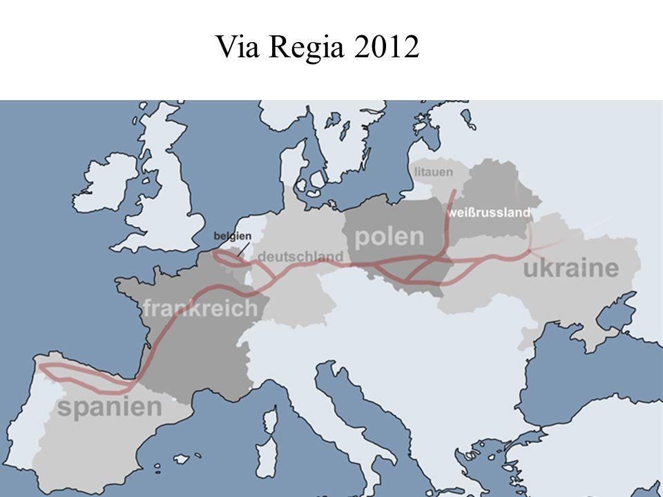 Via Regia 2012