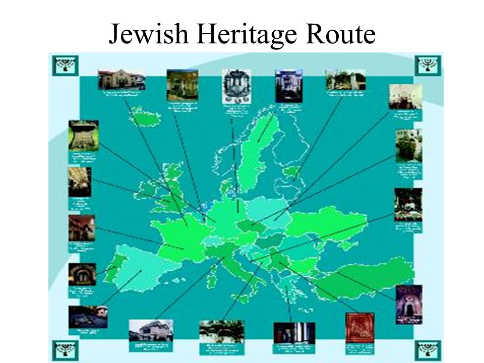 Jewish Heritage Route
