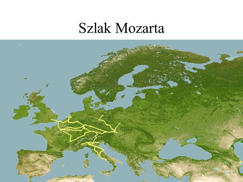 Szlak Mozarta