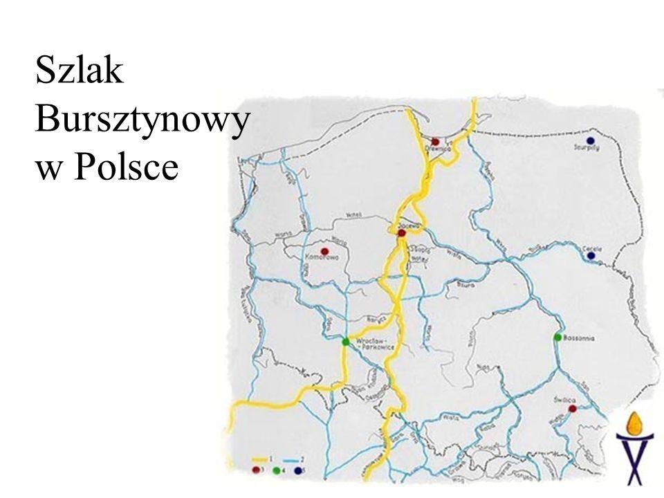 Szlak Bursztynowy w Polsce