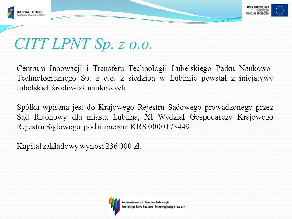 CITT LPNT Sp. z o.o.