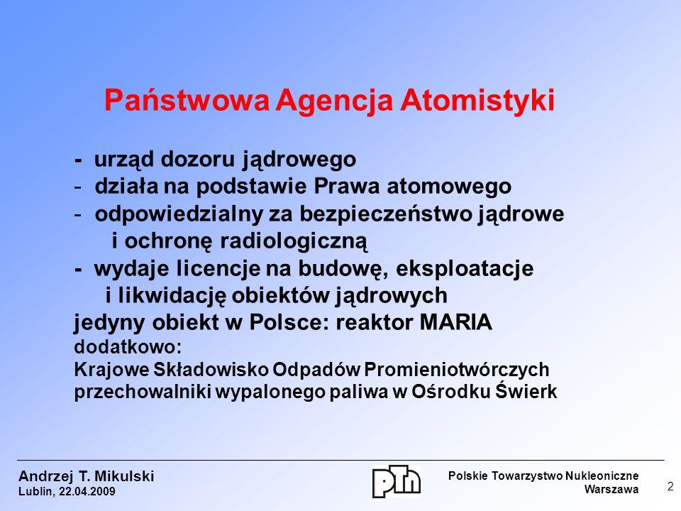Państwowa Agencja Atomistyki
