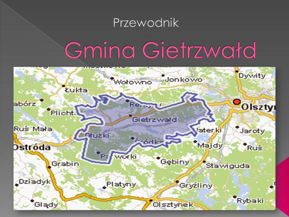 Przewodnik Gmina Gietrzwałd
