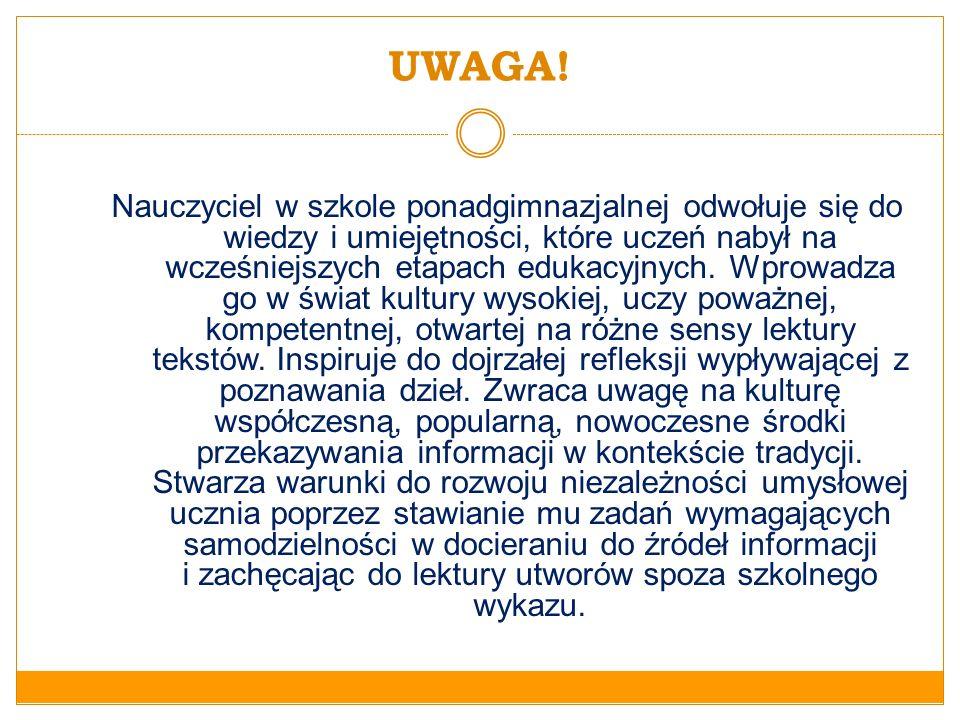 UWAga!