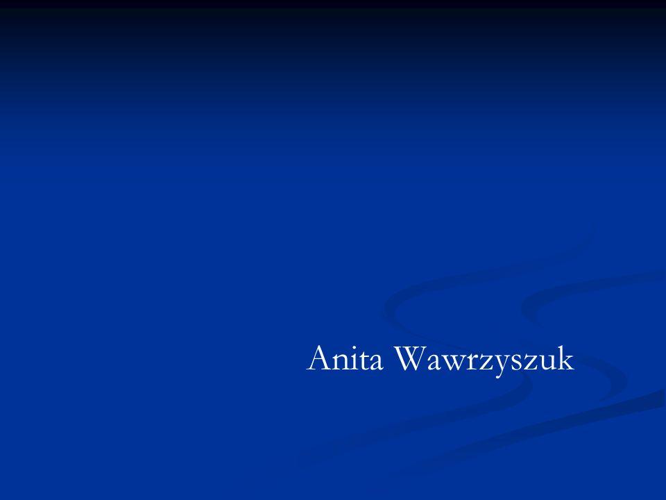 Anita Wawrzyszuk