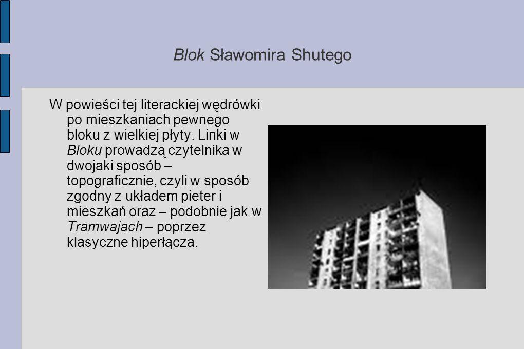 Blok Sławomira Shutego